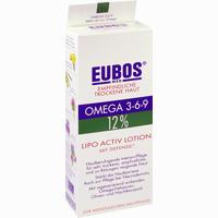Abbildung von Eubos Empfindliche Haut Omega 3- 6- 9 Lipo Activ Lotion  200 ml