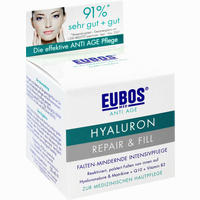Eubos Hyaluron Repair & Fill Creme 50 ml