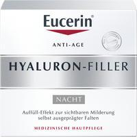Eucerin Anti-Age Hyaluron-Filler Nachtpflege Tiegel 50 ml
