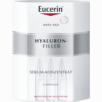 Eucerin Anti-age Hyaluron-filler Serum-konzentrat   6X5 ml