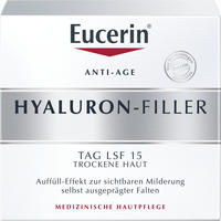 Eucerin Anti-age Hyaluron-filler Tag Trockene Haut  Tagescreme 50 ML