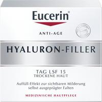 Eucerin Anti-age Hyaluron-filler Tagespflege Für Trockene Haut Tagescreme 50 ml