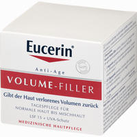 Eucerin Anti-age Volume-filler Tag Für Normale Haut/mischhaut Creme 50 ml
