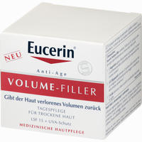 Eucerin Anti-age Volume-filler Trockene Haut Creme 50 ml