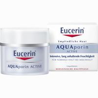 Abbildung von Eucerin Aquaporin Active Normale Bis Mischhaut Creme 50 ml