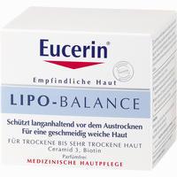 Abbildung von Eucerin Empfindliche Haut Lipo- Balance Tagescreme 50 ml