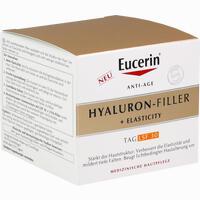 Abbildung von Eucerin Hyaluron- Filler+elasticity Lsf30 Creme 50 ml