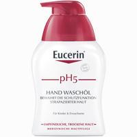 Abbildung von Eucerin Ph5 Hand Waschöl Empfindliche Haut 250 ml