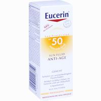 Abbildung von Eucerin Sun Fluid Anti- Age Lsf 50 Creme 50 ml