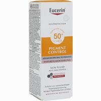 Abbildung von Eucerin Sun Fluid Pigment Control Lsf 50 Creme 50 ml