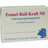 Eumel-bull-kraft Ne  Dragees 60 Stück