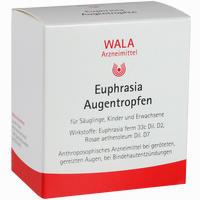 Euphrasia Augentropfen   30X0.5 ml