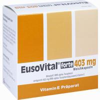 Eusovital Forte 403mg  Kapseln 100 Stück