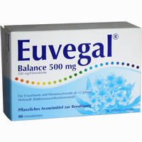 Abbildung von Euvegal Balance 500mg Filmtabletten 80 Stück