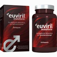 Euviril Testoforte  Kapseln 120 Stück