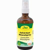 Fell & Haut Mineralspray Vet  100 ml