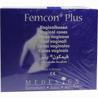 Femcon Plus Vaginalkonen Set 1 Packung