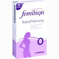 Abbildung von Femibion Babyplanung 0 Tabletten 28 Stück