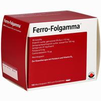 Abbildung von Ferro- Folgamma Weichkapseln  100 Stück