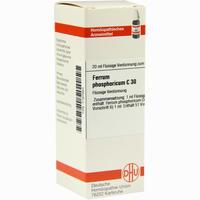 Ferrum Phosphoricum C30  Dilution 20 ml