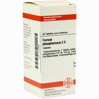 Ferrum Phosphoricum C6  Tabletten 80 Stück