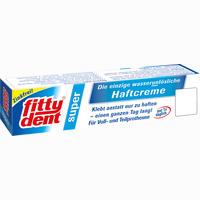 Abbildung von Fittydent Super Haftcreme Paste 40 g