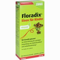 Abbildung von Floradix Eisen für Kinder Tonikum 250 ml