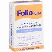Abbildung von Folio 1 Forte Filmtabletten 90 Stück
