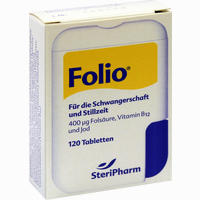 Folio + B12  Tabletten 120 ST