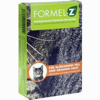 Abbildung von Formel Z Für Katzen  Tabletten 125 g