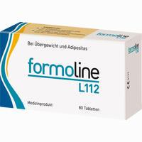Abbildung von Formoline L 112 Tabletten  80 Stück