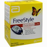 Freestyle Freedom Lite Set Mmol/L Ohne Codieren 1 Stück