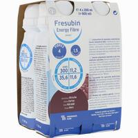 Fresubin Energy Fibre Drink Kirsche Trinkflasche  Lösung 4X200 ml