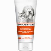 Abbildung von Frontline Pet Care Aufbaushampoo zur Entfilzung  200 ml