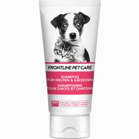 Abbildung von Frontline Pet Care Shampoo für Welpen & Kätzchen  200 ml