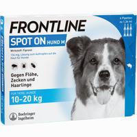 Frontline Spot On H 20 Vet. Loesung 6 ST