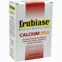 Frubiase Calcium + Vitamin D  Brausetabletten 20 Stück