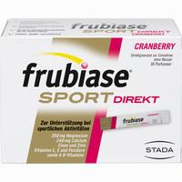 Abbildung von Frubiase Sport Direkt Granulat  18 Stück