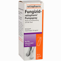 Fungizid Ratiopharm Pumpsp  Spray 40 ml