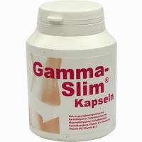 Abbildung von Gamma- Slim Kapseln 90 Stück