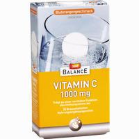 Gehe Balance Vitamin C1000 Mg Brausetabl. 2X10 Stück