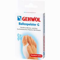 Gehwol Ballenpolster G 1 Stück
