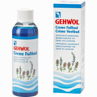 Gehwol Creme Fussbad  Bad 150 ml