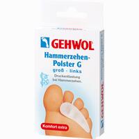Gehwol Hammerzehen Polster G Links 1 Stück