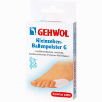 Gehwol Kleinzehen-Ballenpolster G 1 Stück