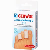 Gehwol Polymer-Gel Zehenschutzring G Groß 2 Stück