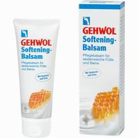 Abbildung von Gehwol Softening- Balsam Creme 125 ml