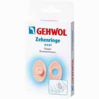 Gehwol Zehenringe Oval 9 Stück