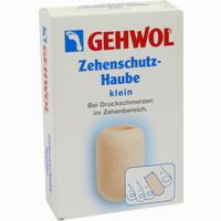Gehwol Zehenschutz-Haube Klein 2 Stück