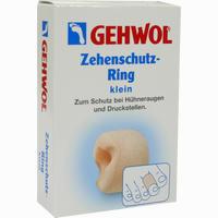 Gehwol Zehenschutz-Ring Klein 2 Stück